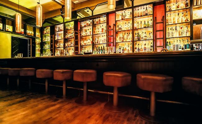 Bar mewah paling mahal