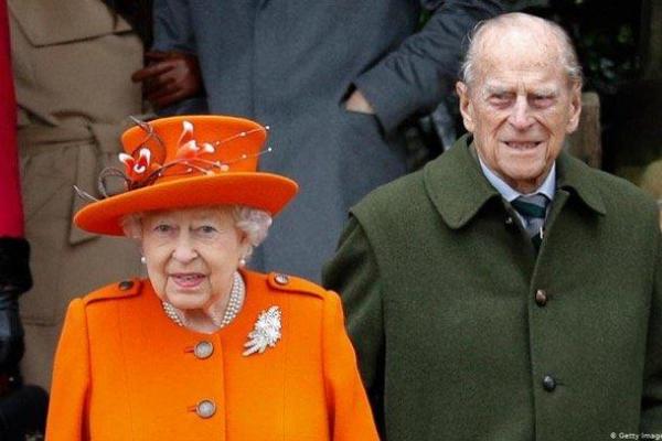 Suami Elizabeth II Meninggal