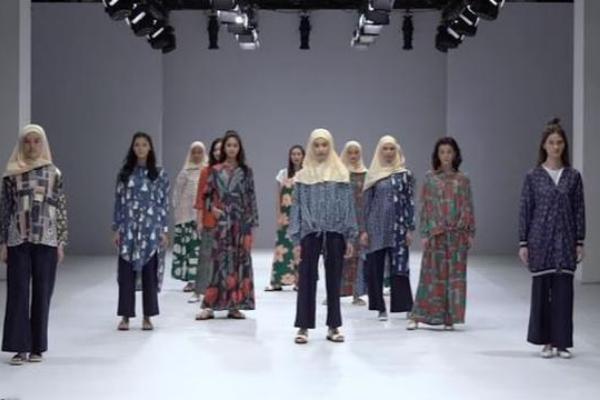industri fashion 2021
